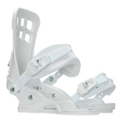 Union Atlas Snowboard Bindings 2017, Matte White, medium