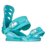 Union Juliet Womens Snowboard Bindings 2017, Aqua, medium