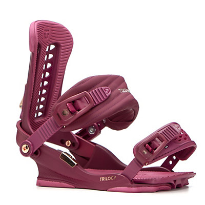 Union Trilogy Womens Snowboard Bindings 2017, , viewer