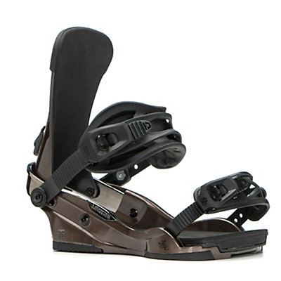 Union T.Rice Snowboard Bindings 2017, Metallic Black, viewer