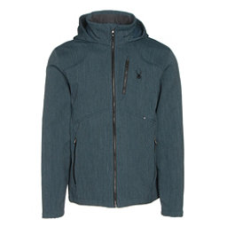 Spyder Patsch Novelty Mens Soft Shell Jacket (Previous Season), Union Blue-Black, 256
