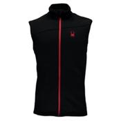 Spyder Constant Mid WT Mens Vest, Black-Red, medium