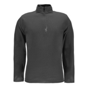 Spyder Buckhorn T-Neck Mens Mid Layer, Polar-Cirrus, medium
