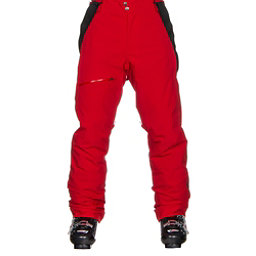 Spyder Propulsion Mens Ski Pants, Red, 256