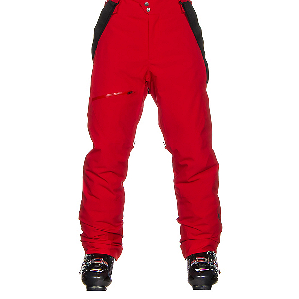 Spyder Propulsion Mens Ski Pants (Previous Season), Red, 600