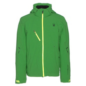 Spyder Alyeska Mens Insulated Ski Jacket, Blade-Bryte Yellow, medium