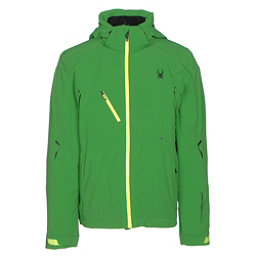 Spyder Alyeska Mens Insulated Ski Jacket, Blade-Bryte Yellow, 256