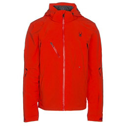 Spyder Alyeska Mens Insulated Ski Jacket, Rage-Red, 256