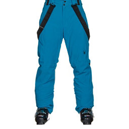 Spyder Bormio Mens Ski Pants, Electric Blue, 256