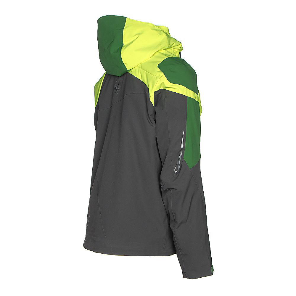 Spyder ski jacket titan