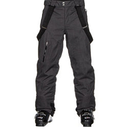 Spyder Dare Athletic Mens Ski Pants, Polar Crosshatch, 256