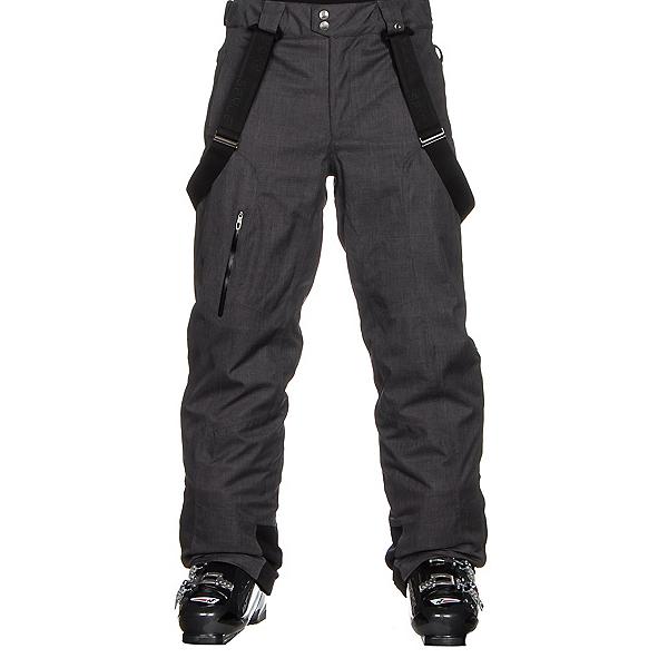 Spyder Dare Athletic Mens Ski Pants, Polar Crosshatch, 600