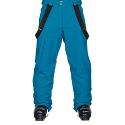 Spyder Dare Athletic Mens Ski Pants, Electric Blue, 256