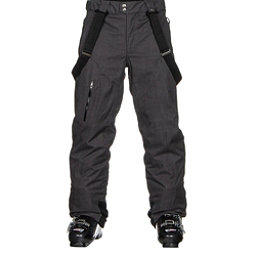 Spyder Dare Athletic Short Mens Ski Pants, Polar Crosshatch, 256