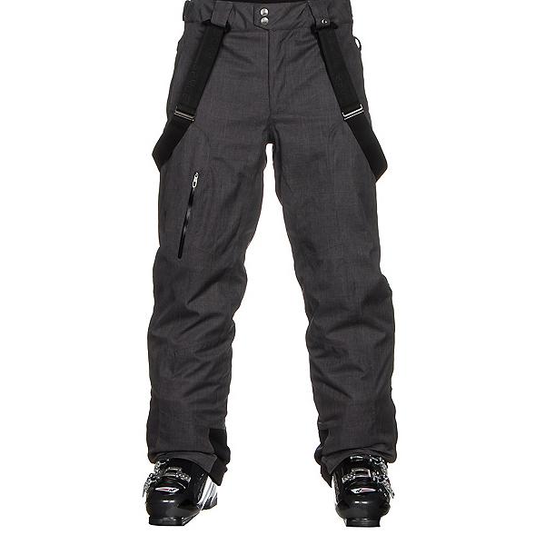Spyder Dare Athletic Short Mens Ski Pants, Polar Crosshatch, 600