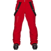 Spyder Dare Athletic Short Mens Ski Pants, Red, medium