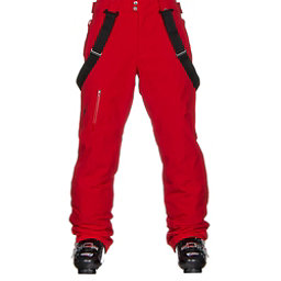 Spyder Dare Athletic Short Mens Ski Pants, Red, 256