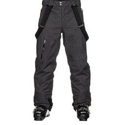 Spyder Dare Athletic Long Mens Ski Pants, Polar Crosshatch, 256
