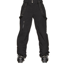 Spyder Dare Athletic Long Mens Ski Pants, Black, 256