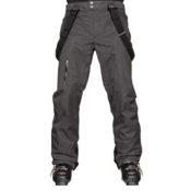 Spyder Dare Tailored Mens Ski Pants, Polar Crosshatch, medium