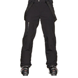 Spyder Dare Tailored Short Mens Ski Pants, Black, 256