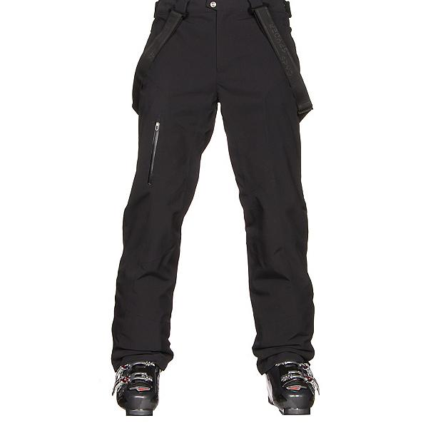Spyder Dare Tailored Long Mens Ski Pants, Black, 600