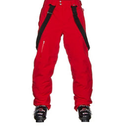 Spyder Dare Tailored Long Mens Ski Pants, Red, 256