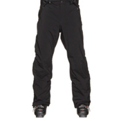Spyder Tarantula Short Mens Ski Pants, Black, medium
