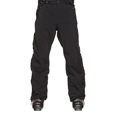 Spyder Tarantula Long Mens Ski Pants, Black, viewer