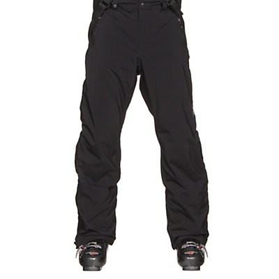 Spyder Tarantula Long Mens Ski Pants, Black, viewer
