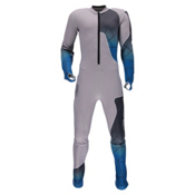 Spyder Nine Ninety Race Suit, Polar-Black-Rage, medium