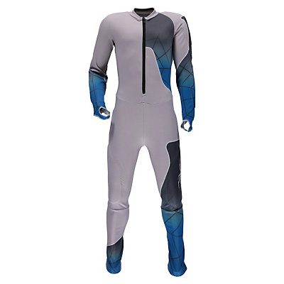 Spyder Mens Nine Ninety Race Suit, Polar-Black-Rage, viewer