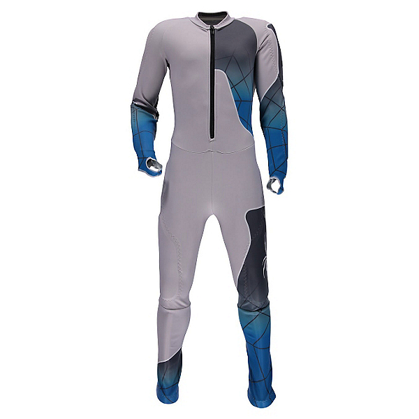 Spyder Mens Nine Ninety Race Suit, Polar-Black-Rage, 600