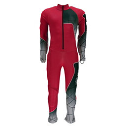 Spyder Mens Nine Ninety Race Suit, Red-White-Black, 256
