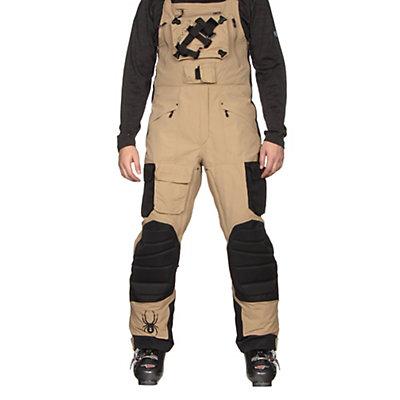 Spyder Coach's Bib Pants, Burlap, viewer