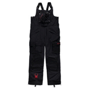 Spyder Coach's Bib Pants, Black, medium