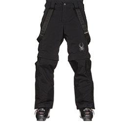Spyder Mens Training Pants, Black, 256