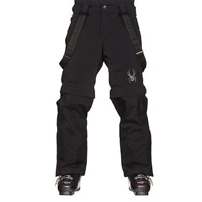 Spyder Mens Training Pants, Black, viewer