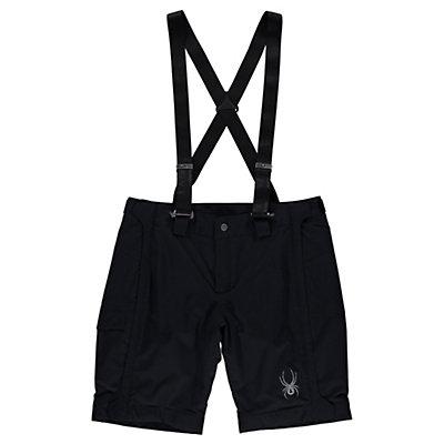 Spyder Training Shorts, Black, viewer