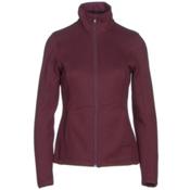 Spyder Endure Full Zip Mid Weight Womens Sweater, Fini, medium