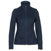 Spyder Endure Full Zip Mid Weight Womens Sweater, Frontier, medium