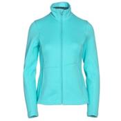 Spyder Endure Full Zip Mid Weight Womens Sweater, Freeze, medium