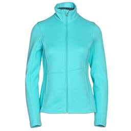 Spyder Endure Full Zip Mid Weight Womens Sweater, Freeze, 256