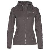 Spyder Ardour Mid Wt Womens Sweater, Weld-Weld, medium