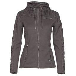 Spyder Ardour Mid Wt Womens Sweater (Previous Season), Weld-Weld, 256
