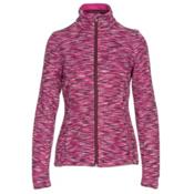Spyder Endure Space Dye Full Zip Womens Sweater, Voila-Coy-Fini, medium