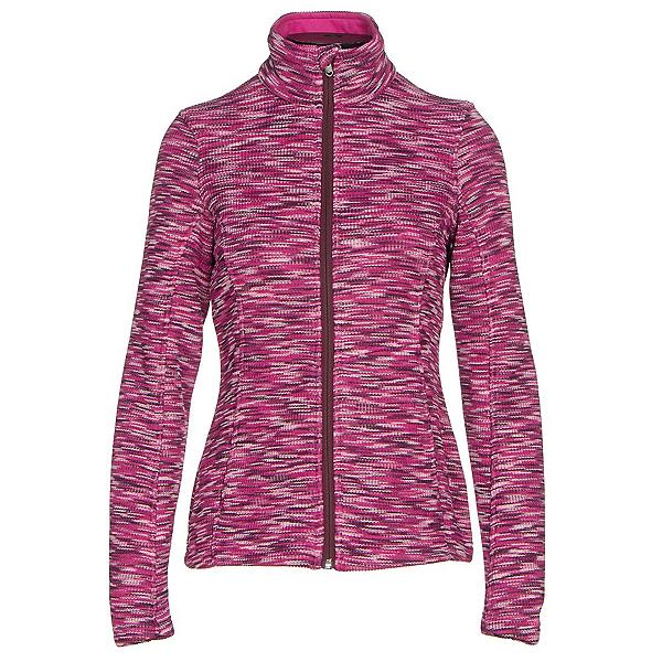 Spyder Endure Space Dye Full Zip Womens Sweater, Voila-Coy-Fini, 600