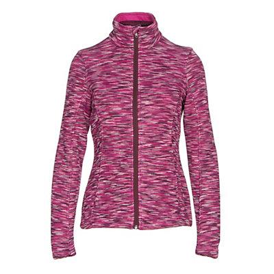 Spyder Endure Space Dye Full Zip Womens Sweater, Voila-Coy-Fini, viewer