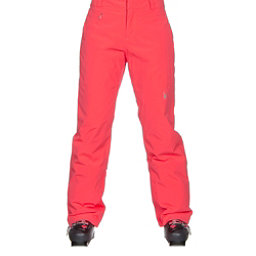 Spyder Winner Athletic Fit Womens Ski Pants, Bryte Pink, 256