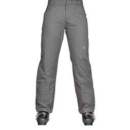 Spyder Winner Athletic Fit Womens Ski Pants, Weld Crosshatch, 256